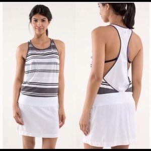 Lululemon Blissed Out Tank Dress
